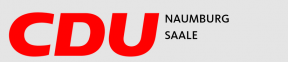 CDU Naumburg Saale Logo